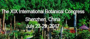 第19届国际植物学大会